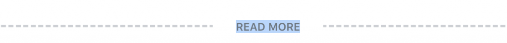 """read more"" is selected"